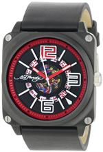 エドハーディー 時計 Ed Hardy Mens SK-RD Slick Red Watch