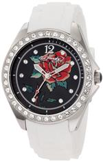 エドハーディー 時計 Ed Hardy Womens Diva Watch<img class='new_mark_img2' src='https://img.shop-pro.jp/img/new/icons11.gif' style='border:none;display:inline;margin:0px;padding:0px;width:auto;' />