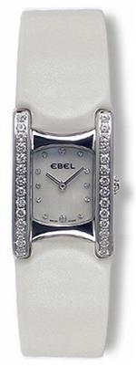 エベル 時計 Ebel Womens 9057A28-1991035439 Beluga Manchette Watch