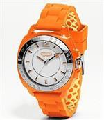 コーチ 時計 Coach Womens Boyfriend Orange Silicone Watch 14501426<img class='new_mark_img2' src='https://img.shop-pro.jp/img/new/icons16.gif' style='border:none;display:inline;margin:0px;padding:0px;width:auto;' />