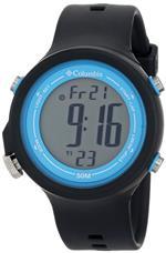 コロンビア 時計 Columbia Mens CT007-040 Recruit Digital Display Quartz Black Watch
