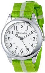 コロンビア 時計 Columbia Unisex CA016340 Field Fox Green Canvas Watch<img class='new_mark_img2' src='https://img.shop-pro.jp/img/new/icons12.gif' style='border:none;display:inline;margin:0px;padding:0px;width:auto;' />