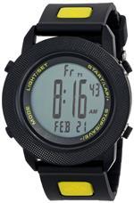 コロンビア 時計 Columbia Mens CT100-901 Basecamp II Digital Display Quartz Black Watch