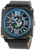 エドハーディー 時計 Ed Hardy Mens SK-BL Slick Blue Watch<img class='new_mark_img2' src='https://img.shop-pro.jp/img/new/icons6.gif' style='border:none;display:inline;margin:0px;padding:0px;width:auto;' />