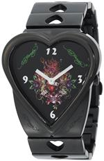 エドハーディー 時計 Ed Hardy Womens CR-LK Crush Love Kills  Watch<img class='new_mark_img2' src='https://img.shop-pro.jp/img/new/icons12.gif' style='border:none;display:inline;margin:0px;padding:0px;width:auto;' />