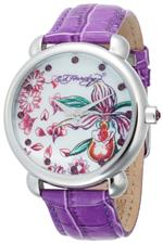 エドハーディー 時計 Ed Hardy Womens Garden Watch