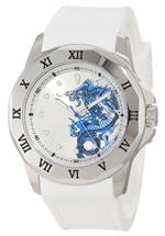 エドハーディー 時計 Ed Hardy Mens RM-WH Roman White Watch<img class='new_mark_img2' src='https://img.shop-pro.jp/img/new/icons24.gif' style='border:none;display:inline;margin:0px;padding:0px;width:auto;' />