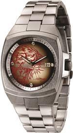 エドハーディー 時計 Ed Hardy Mens Kool Steel Silver Watch KS-SR<img class='new_mark_img2' src='https://img.shop-pro.jp/img/new/icons38.gif' style='border:none;display:inline;margin:0px;padding:0px;width:auto;' />