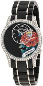 <img class='new_mark_img1' src='https://img.shop-pro.jp/img/new/icons31.gif' style='border:none;display:inline;margin:0px;padding:0px;width:auto;' />エドハーディー 時計 Ed Hardy Womens JA-BK Quartz Watch with Black Dial