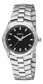 エベル 時計 Ebel Womens 9954Q31/153450 Classic Sport Black Dial Watch<img class='new_mark_img2' src='https://img.shop-pro.jp/img/new/icons31.gif' style='border:none;display:inline;margin:0px;padding:0px;width:auto;' />