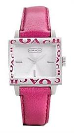 コーチ 時計 Coach Amanda Signature Bezel Womens Watch