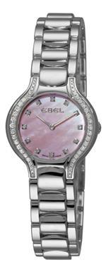 エベル 時計 Ebel Womens 9003N18/971050 Beluga Mother-Of-Pearl Pink Diamond Dial Watch<img class='new_mark_img2' src='https://img.shop-pro.jp/img/new/icons19.gif' style='border:none;display:inline;margin:0px;padding:0px;width:auto;' />