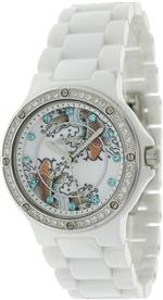 エドハーディー 時計 Ed Hardy Dreamer Koi Swarovski Crystal/ceramic Watch Dm-ki<img class='new_mark_img2' src='https://img.shop-pro.jp/img/new/icons16.gif' style='border:none;display:inline;margin:0px;padding:0px;width:auto;' />