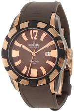 エドックス 時計 Edox Womens 37007 357BR BRIR Royal Lady Date Automatic Watch