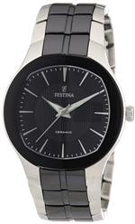 フェスティナ 時計 Festina Mens Quartz Watch with Black Dial Analogue Display and Black Stainless<img class='new_mark_img2' src='https://img.shop-pro.jp/img/new/icons13.gif' style='border:none;display:inline;margin:0px;padding:0px;width:auto;' />
