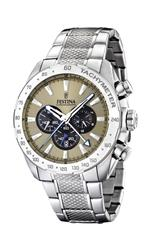 フェスティナ 時計 Festina Mens Crono F16488/7 Silver Stainless-Steel Analog Quartz Watch with Silver<img class='new_mark_img2' src='https://img.shop-pro.jp/img/new/icons39.gif' style='border:none;display:inline;margin:0px;padding:0px;width:auto;' />