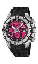 フェスティナ 時計 Festina Mens Quartz Watch 16600/8 with Plastic Strap