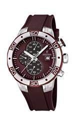 フェスティナ 時計 Festina F16667-3 Mens Red 2013 Tour of Britain Chrono Watch