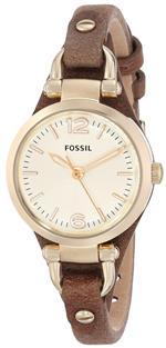 フォッシル 時計 Fossil Womens ES3264 Georgia Analog Display Analog Quartz Brown Watch<img class='new_mark_img2' src='https://img.shop-pro.jp/img/new/icons12.gif' style='border:none;display:inline;margin:0px;padding:0px;width:auto;' />