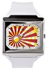 フリースタイル 時計 Freestyle Mens FS81260 Megalodon White Polyurethane Strap Watch