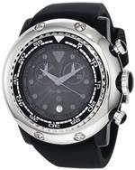 グラムロック 時計 Glam Rock Womens GR20118 Miami Beach Chronograph Black Dial Silicone Watch<img class='new_mark_img2' src='https://img.shop-pro.jp/img/new/icons12.gif' style='border:none;display:inline;margin:0px;padding:0px;width:auto;' />