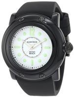 グラムロック 時計 Glam Rock Womens GR25024 Miami Beach White Dial Black Silicone Watch<img class='new_mark_img2' src='https://img.shop-pro.jp/img/new/icons34.gif' style='border:none;display:inline;margin:0px;padding:0px;width:auto;' />