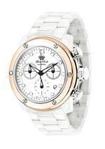 グラムロック 時計 Glam Rock Womens GR50102 Aqua Rock Chronograph White Dial Ceramic Watch<img class='new_mark_img2' src='https://img.shop-pro.jp/img/new/icons7.gif' style='border:none;display:inline;margin:0px;padding:0px;width:auto;' />