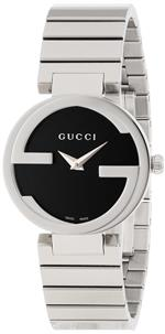 グッチ 時計 Gucci Womens YA133502 Interlocking Iconic Bezel Black Dial Watch<img class='new_mark_img2' src='https://img.shop-pro.jp/img/new/icons3.gif' style='border:none;display:inline;margin:0px;padding:0px;width:auto;' />