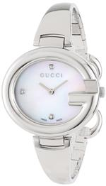 グッチ 時計 Gucci Womens YA134303 Guccissima Fashion Bangle Mother-Of-Pearl Dial Watch<img class='new_mark_img2' src='https://img.shop-pro.jp/img/new/icons6.gif' style='border:none;display:inline;margin:0px;padding:0px;width:auto;' />