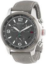 グッチ 時計 Gucci Mens YA126242 Gucci Timeless Diamond Pattern Anthracite Dial Watch<img class='new_mark_img2' src='https://img.shop-pro.jp/img/new/icons29.gif' style='border:none;display:inline;margin:0px;padding:0px;width:auto;' />