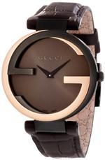 グッチ 時計 Gucci Womens YA133304 Interlocking Brown Crocodile Pink Gold Watch<img class='new_mark_img2' src='https://img.shop-pro.jp/img/new/icons24.gif' style='border:none;display:inline;margin:0px;padding:0px;width:auto;' />