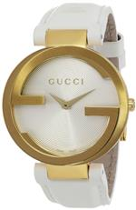 <img class='new_mark_img1' src='https://img.shop-pro.jp/img/new/icons15.gif' style='border:none;display:inline;margin:0px;padding:0px;width:auto;' />グッチ 時計 Gucci Unisex YA133313 Interlocking GRAMMY Special Edition White Watch