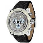 グラムロック 時計 Glam Rock Womens GR80105 Special Edition Collection Chronograph Diamond Black