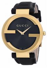 グッチ 時計 Gucci Unisex YA133312 Interlocking GRAMMY Special Edition  Black Watch