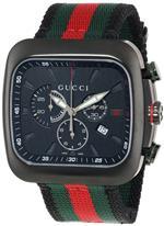 グッチ 時計 Gucci Mens YA131202 Coupe Modern Interpretations of a Vintage Style Watch