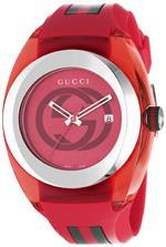 <img class='new_mark_img1' src='https://img.shop-pro.jp/img/new/icons16.gif' style='border:none;display:inline;margin:0px;padding:0px;width:auto;' />グッチ 時計 Gucci SYNC XXL YA137103 Watch