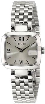 グッチ 時計 Gucci Womens YA125517 G-Gucci Recognizable G Case Classic Bracelet Watch