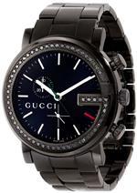グッチ 時計 Gucci Unisex YA101347 G-Chrono Black PVD 60 Black Diamonds Case Watch<img class='new_mark_img2' src='https://img.shop-pro.jp/img/new/icons13.gif' style='border:none;display:inline;margin:0px;padding:0px;width:auto;' />