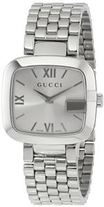 グッチ 時計 Gucci Womens YA125411 G-Gucci Recognizable G Case Classic Bracelet Watch