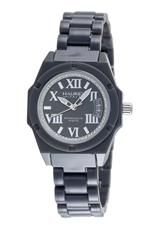 ハウレックスイタリア 時計 Haurex Italy Womens PJ305DGP Challenger PC Grey Watch