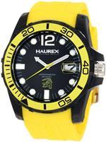 ハウレックスイタリア 時計 Haurex Italy Mens N1354UNY Caimano Date Black Dial Rubber Sport Watch<img class='new_mark_img2' src='https://img.shop-pro.jp/img/new/icons36.gif' style='border:none;display:inline;margin:0px;padding:0px;width:auto;' />