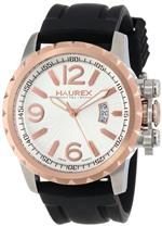 ハウレックスイタリア 時計 Haurex Italy Aeron Mens Quartz Watch