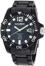 ハウレックスイタリア 時計 Haurex Italy Mens N7354UNN Caimano Date Black Dial Plastic Sport Watch<img class='new_mark_img2' src='https://img.shop-pro.jp/img/new/icons22.gif' style='border:none;display:inline;margin:0px;padding:0px;width:auto;' />