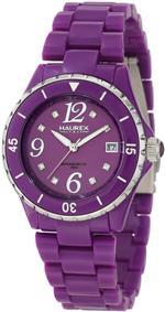 ハウレックスイタリア 時計 Haurex Italy Womens PP342DP1 Make Up Purple Crystal Date Watch<img class='new_mark_img2' src='https://img.shop-pro.jp/img/new/icons4.gif' style='border:none;display:inline;margin:0px;padding:0px;width:auto;' />