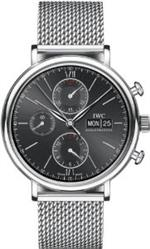 アイダブルシー 時計 IWC Portofino Mens Chronograph Watch - IW3910-06<img class='new_mark_img2' src='https://img.shop-pro.jp/img/new/icons36.gif' style='border:none;display:inline;margin:0px;padding:0px;width:auto;' />
