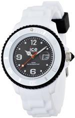 アイス 時計 Ice-Watch SI.WK.S.S.12 Ladies Ice-White Black Watch