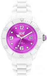 アイス 時計 Ice-Watch Ice-White - White Purple Big Mens watch #SI.WV.B.S.10