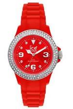 アイス 時計 Ice-Watch Stone Sili Red-Silver Red Dial Unisex watch #ST.RS.U.S.10