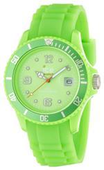 アイス 時計 Ice-Watch Unisex SI.GN.U.S.09 Sili Collection Green Plastic and Silicone Watch<img class='new_mark_img2' src='https://img.shop-pro.jp/img/new/icons27.gif' style='border:none;display:inline;margin:0px;padding:0px;width:auto;' />