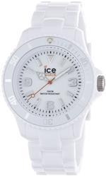 アイス 時計 Ice-Watch SD.WE.U.P.12 Ice-Solid White Watch